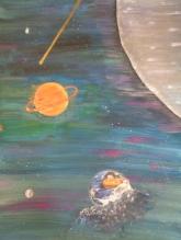 communion avec le cosmos